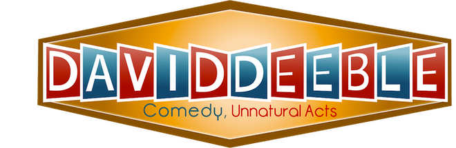 David Deeble – Comedy, Unnatural Acts